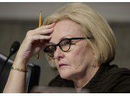 eeuu: senadora investiga alza en el consumo de opioides