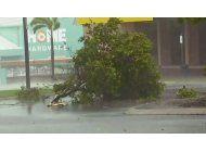 australia: ciclon deja casas sin techo y dana embarcaciones