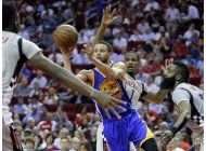 curry suma 32 puntos y warriors doblegan a rockets