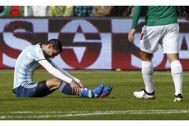 argentina a la deriva en las eliminatorias sin messi