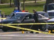 un arresto por ataque y tiroteo cerca del edificio del capitolio