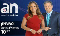 America Noticias 10PM 03/23/18