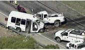Texas: Iglesia llora muerte de 13 miembros en accidente