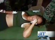 en huelga de hambre cubanos varados en lajas blancas, panama