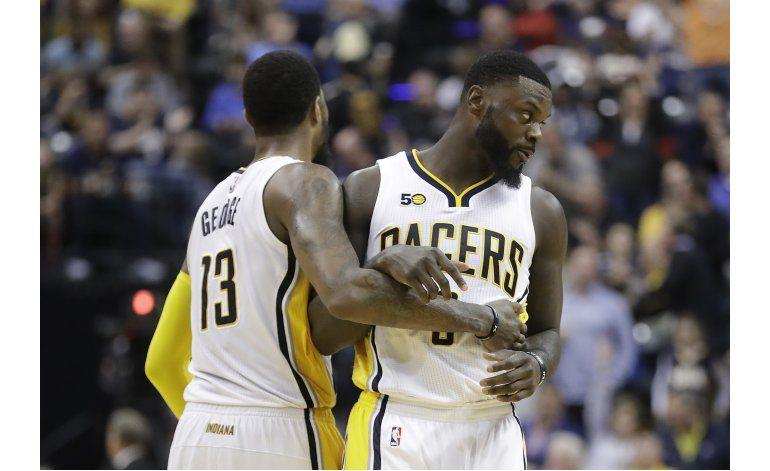 Pacers se cuelan a playoffs, con triunfo sobre Hawks