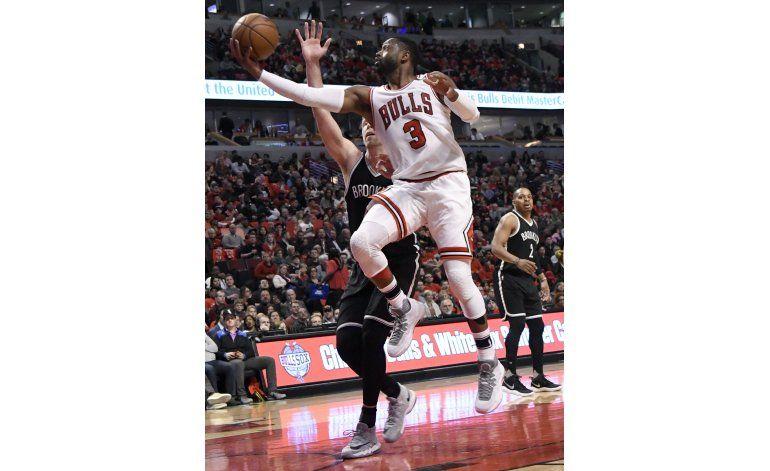 Bulls y Pacers obtienen últimos 2 boletos para playoffs