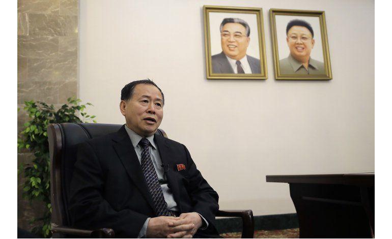 Funcionario norcoreano: EEUU es más agresivo con Trump