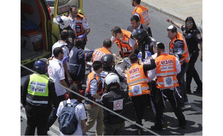 Palestino apuñala y mata a turista británica en Jerusalén