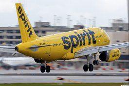 spirit airlines tambien dejara de volar a cuba