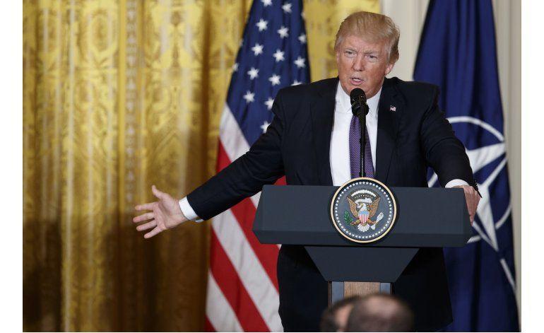 Los más recientes comentarios inexactos del presidente Trump