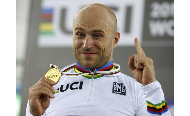 Rusia gana 3 medallas en cuarto día de mundial de ciclismo