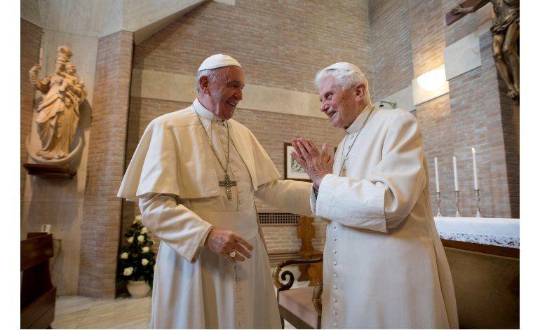 Habrá fiesta sencilla por cumpleaños 90 de Benedicto XVI