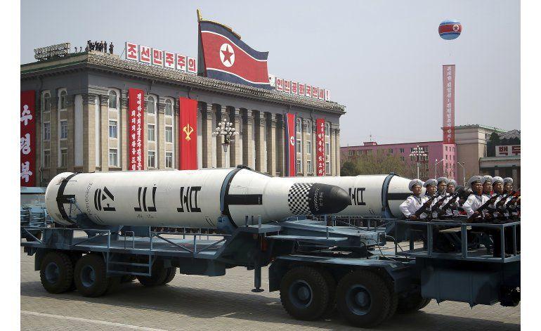 Aumentan tensiones entre Norcorea y EEUU