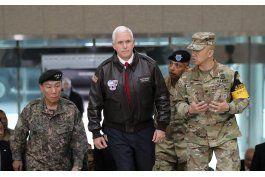 ee.uu. advierte que se acabo la era de la paciencia estrategica con corea del norte