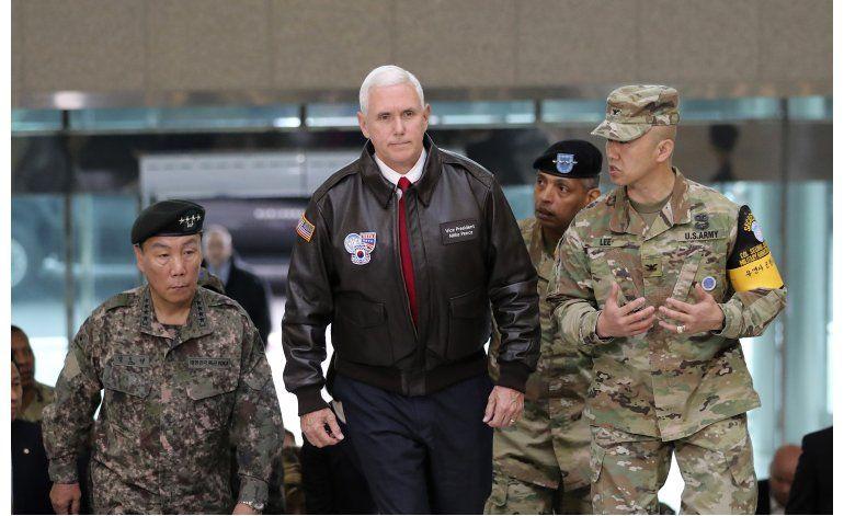 Trump a Norcorea: Más vale que se comporten