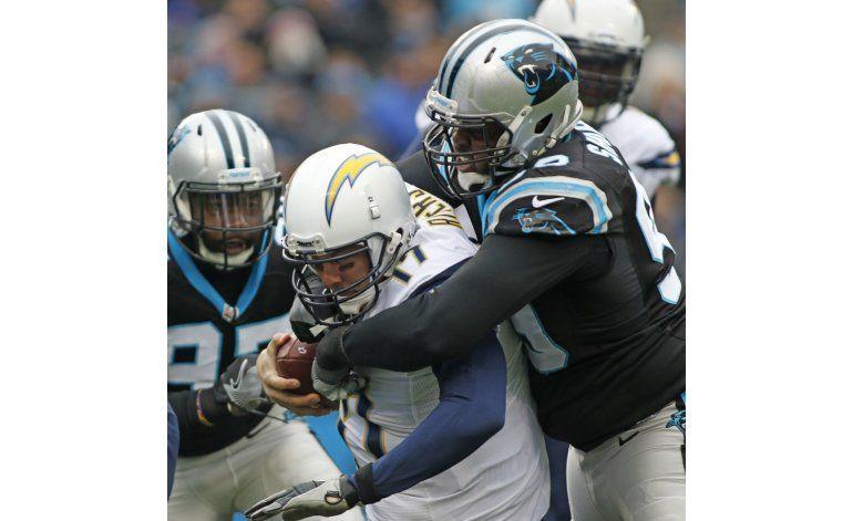 NFL: Panthers retienen a Short con extensión por 5 campañas
