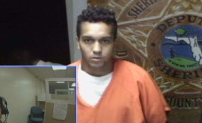 Arrestan a un hombre en Hialeah por amenazar a su madrastra con un cuchillo