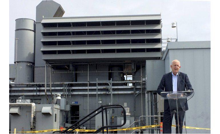 California usa sistema híbrido de suministro eléctrico