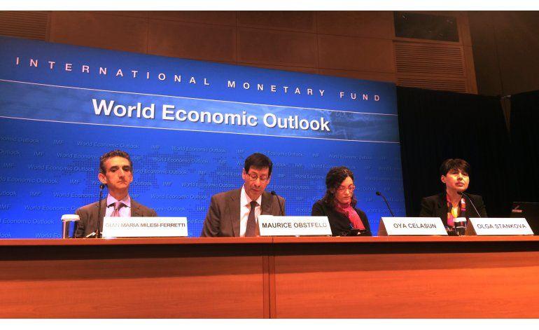 FMI: América Latina retomará este año crecimiento económico