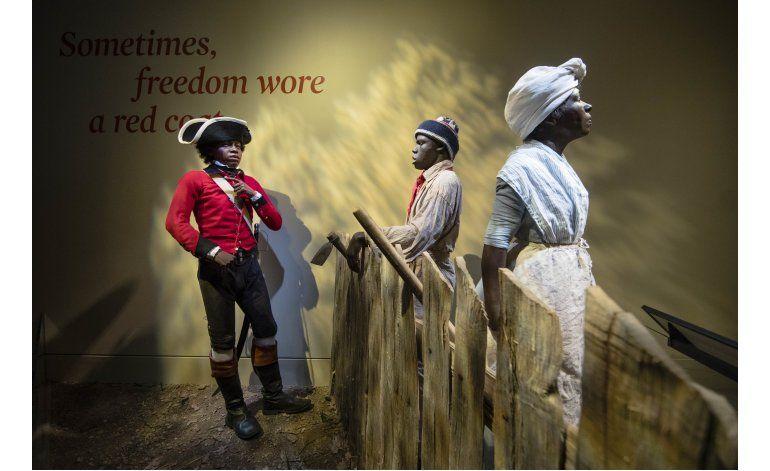 Nuevo museo de la revolución de EEUU con visión más amplia