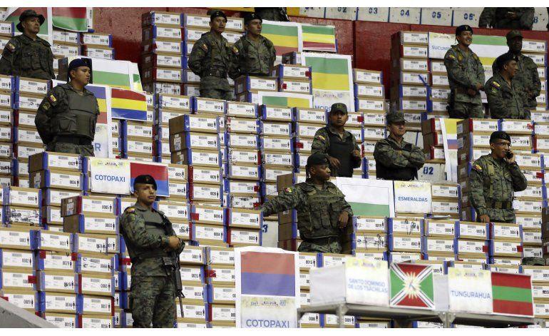 Consejo Electoral: Lenín Moreno triunfa en Ecuador