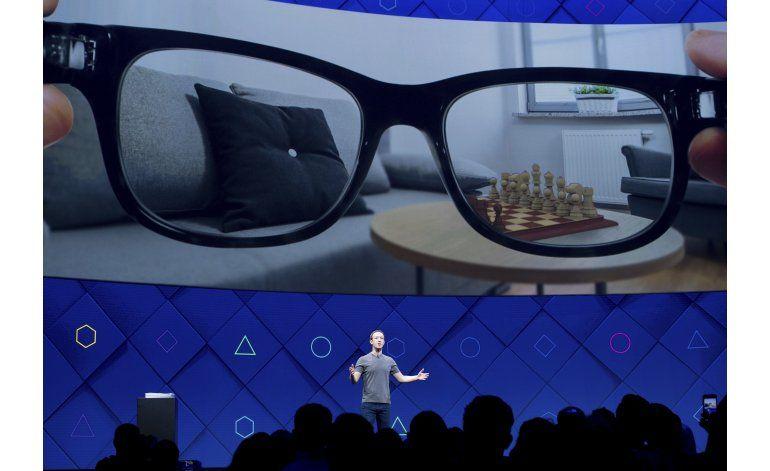 Facebook anuncia planeas de realidad aumentada