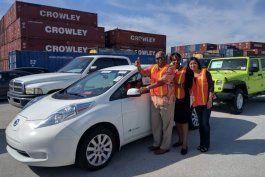 autos electricos de miami para diplomaticos en cuba
