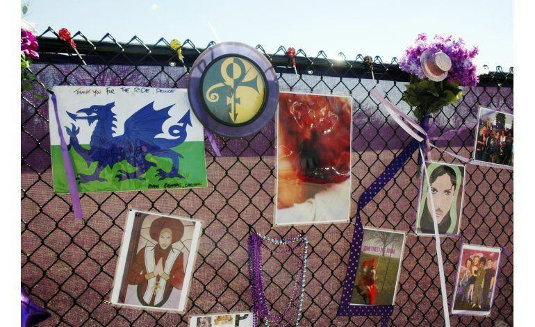 Prince deja un tesoro para sus fans en Paisley Park