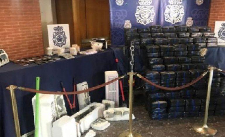 Una santera cubana octogenaria está metida en la droga colombiana
