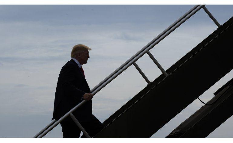 Casa Blanca cancela reunión sobre acuerdo climático de París