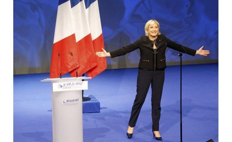 Francia: Candidatos refuerzan su seguridad antes de elección