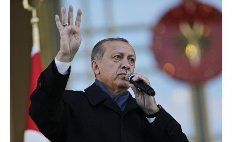 Trump y Erdogan se reunirán el mes próximo