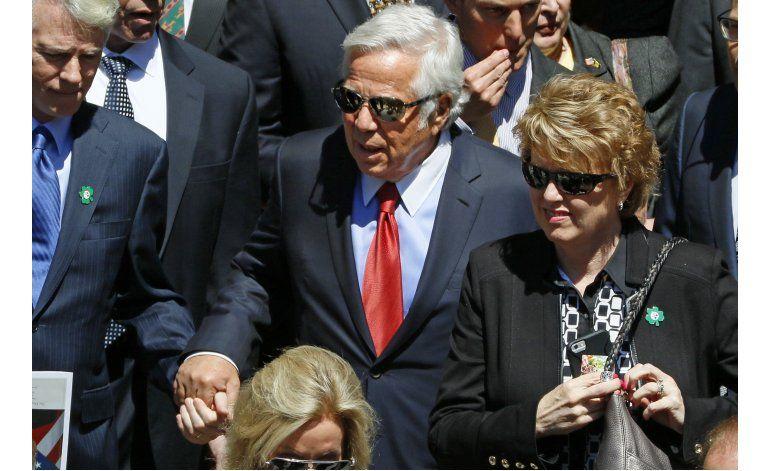 Patriots, sin Brady, visitan la Casa Blanca