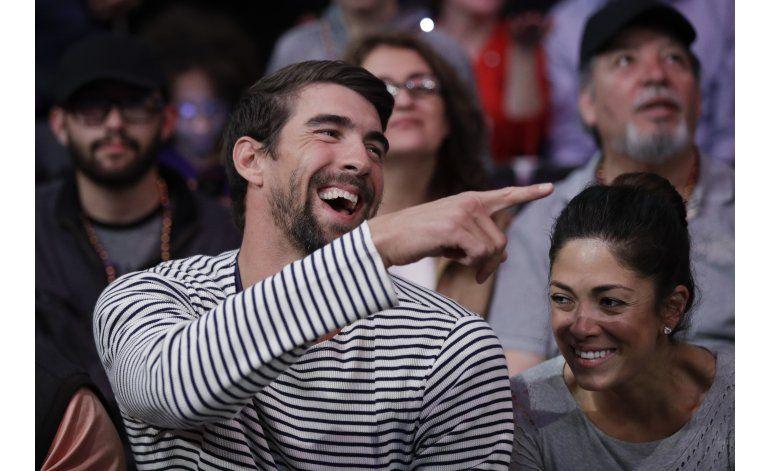 Phelps sobre volver a nadar: Ya veremos si me dan ganas
