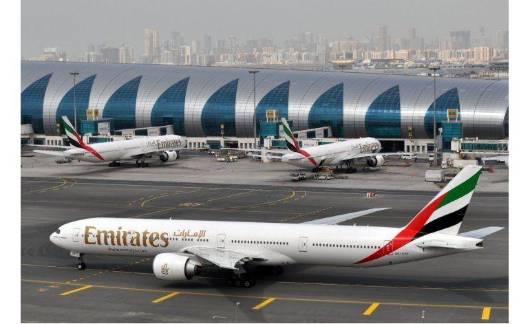 Emirates recorta vuelos a EEUU por restricciones de Trump