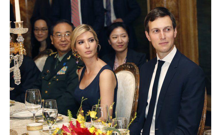 China dice que comercio con Ivanka Trump es apropiado