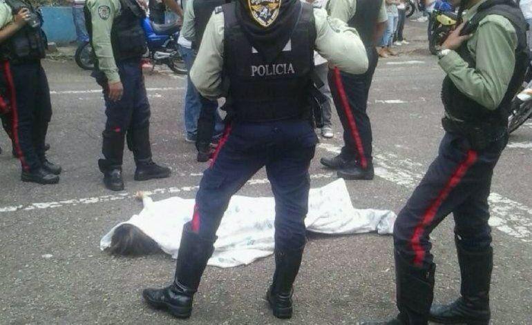 Una joven de 23 años fue asesinada por colectivos chavistas: es la segunda víctima
