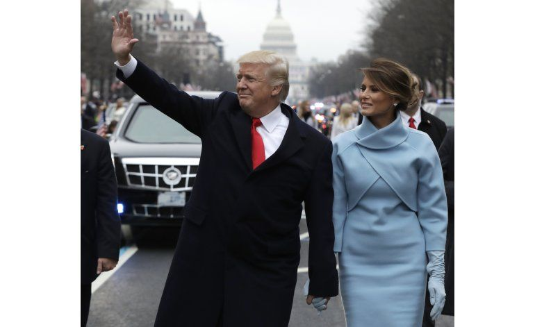Trump rompe récord en donativos para su investidura