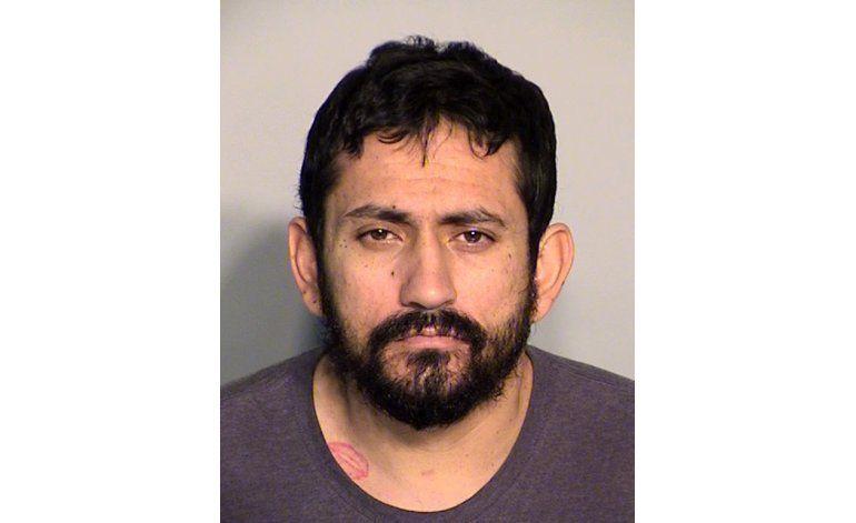 Las Vegas: Buscan a sospechoso de ataques con cuchillo