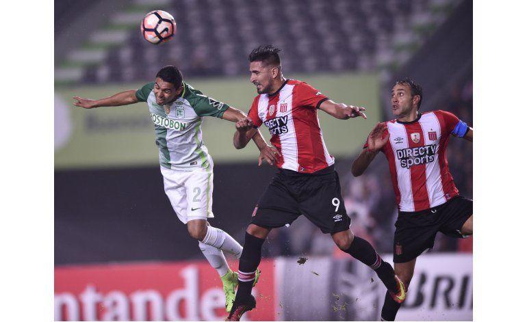Libertadores: Estudiantes vence 1-0 al Atlético Nacional