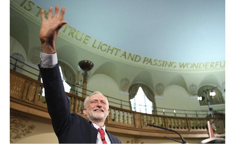 Líder laborista: Voto británico enfrenta a poder y pueblo
