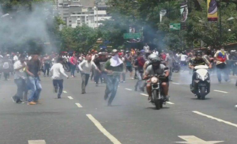 Oposición acusa al régimen venezolano de provocar más muertes en las protestas