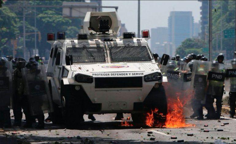 Estados Unidos pide en la ONU restaurar la democracia en Venezuela