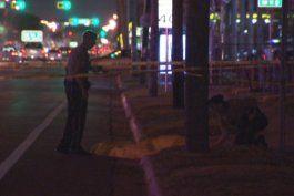 policia de miami dade investiga el hallazgo del cuerpo  sin vida de un travesti