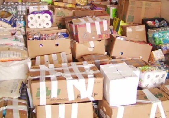 Envían desde Miami donaciones para los cubanos varados en Centroamérica