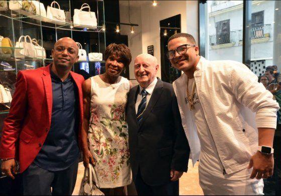 En medio de la escasez, Giorgio Gucci inaugura su exclusiva tienda en La Habana