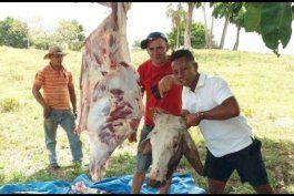 el camino oculto de la carne en cuba