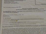 legisladores estatales excluyen propuesta de ley de reforma a condominios