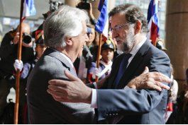 vazquez y rajoy impulsan acuerdo union europea-mercosur