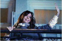 argentina: expresidenta fernandez podra viajar al exterior